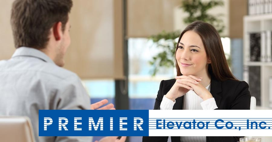 Customer Catchup – Premier Elevator Co.
