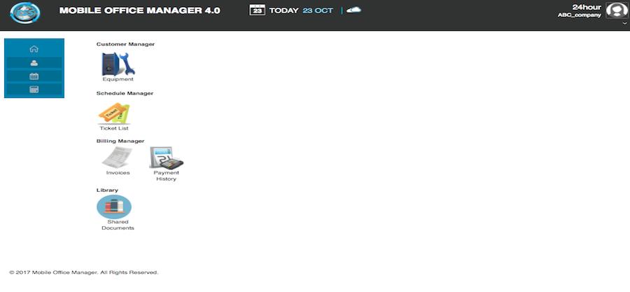 The ESS Customer Portal