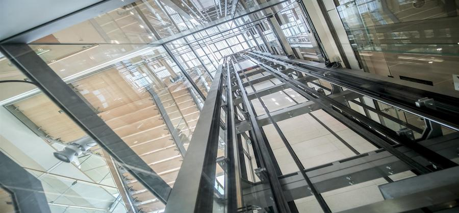 A look to the future: Cool elevator and escalator technology