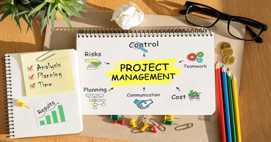 Project management module tips & tricks