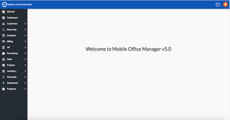 Mobile Office Manager 5.0