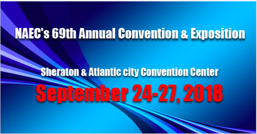 Why it's worth attending the NAEC Convention