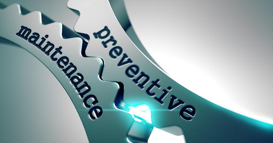 Benefits of preventative maintenance