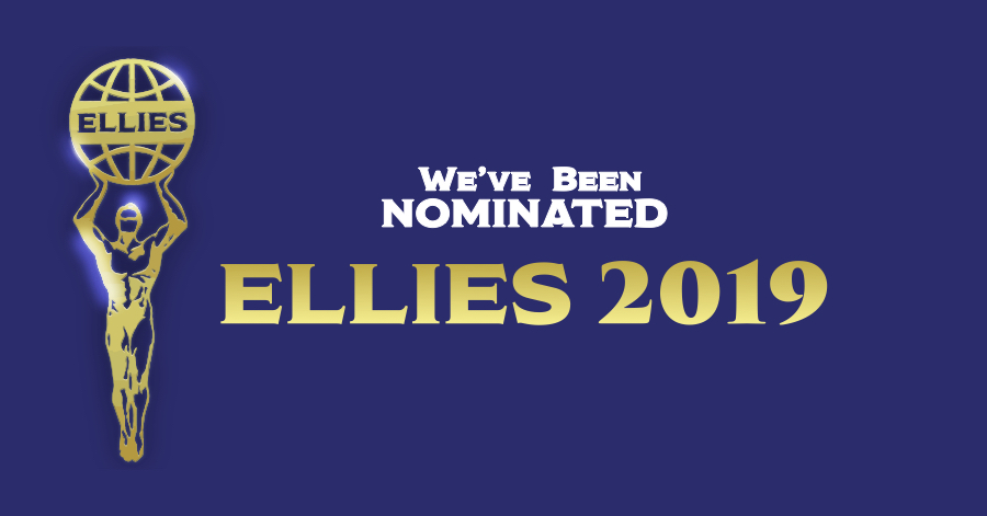 ESS nominated for Ellies 2019 Best Supplier – Software